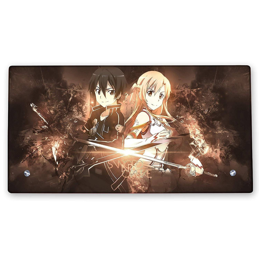 Sword Art Online – Glass Frame with Stand - Anime Senpai