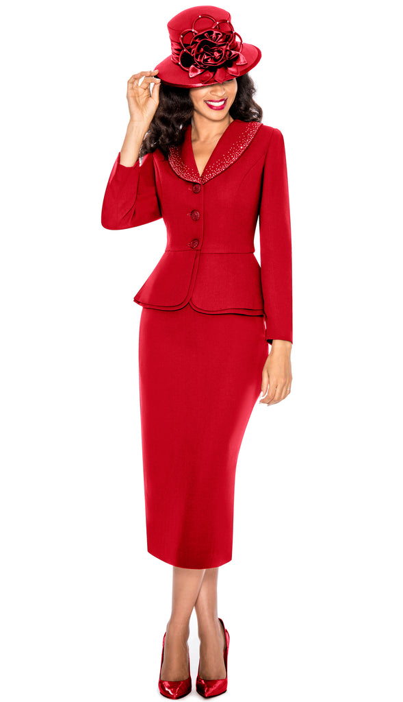 Giovanna Usher Suit 0709
