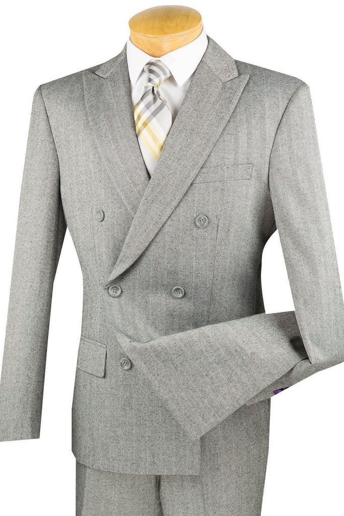 Vinci Men's  Suit SDHB-1-MG-CLE