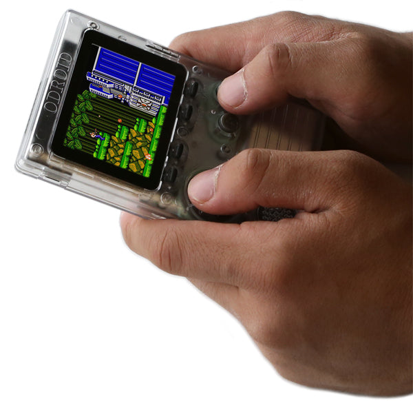 Retro Gaming with ameriDroid