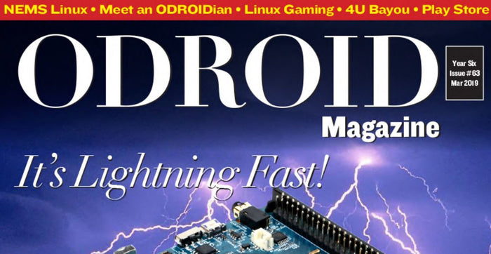 Good Read: March Issue of ODROID Magazine