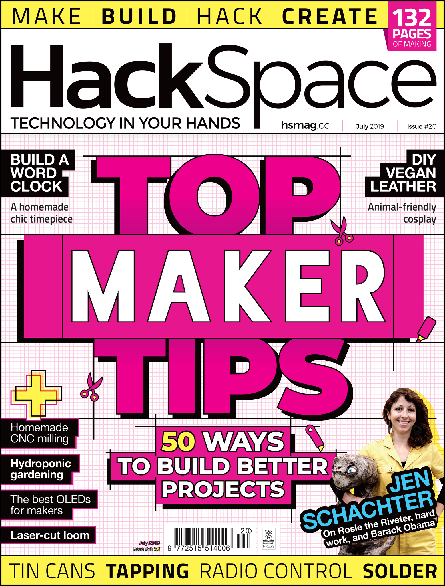 Good Read: Hackspace Magazine #20
