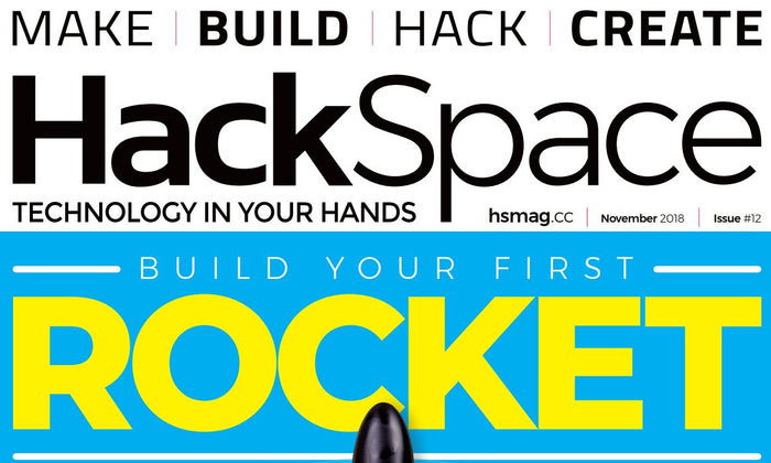 Good Read: HackSpace Magazine #12