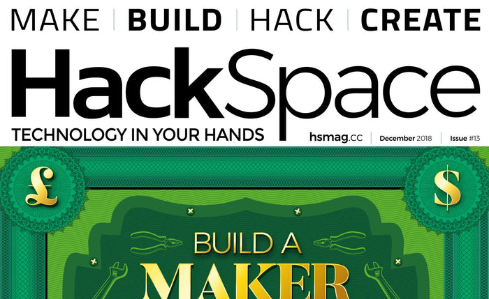 Good Read: HackSpace Magazine #13