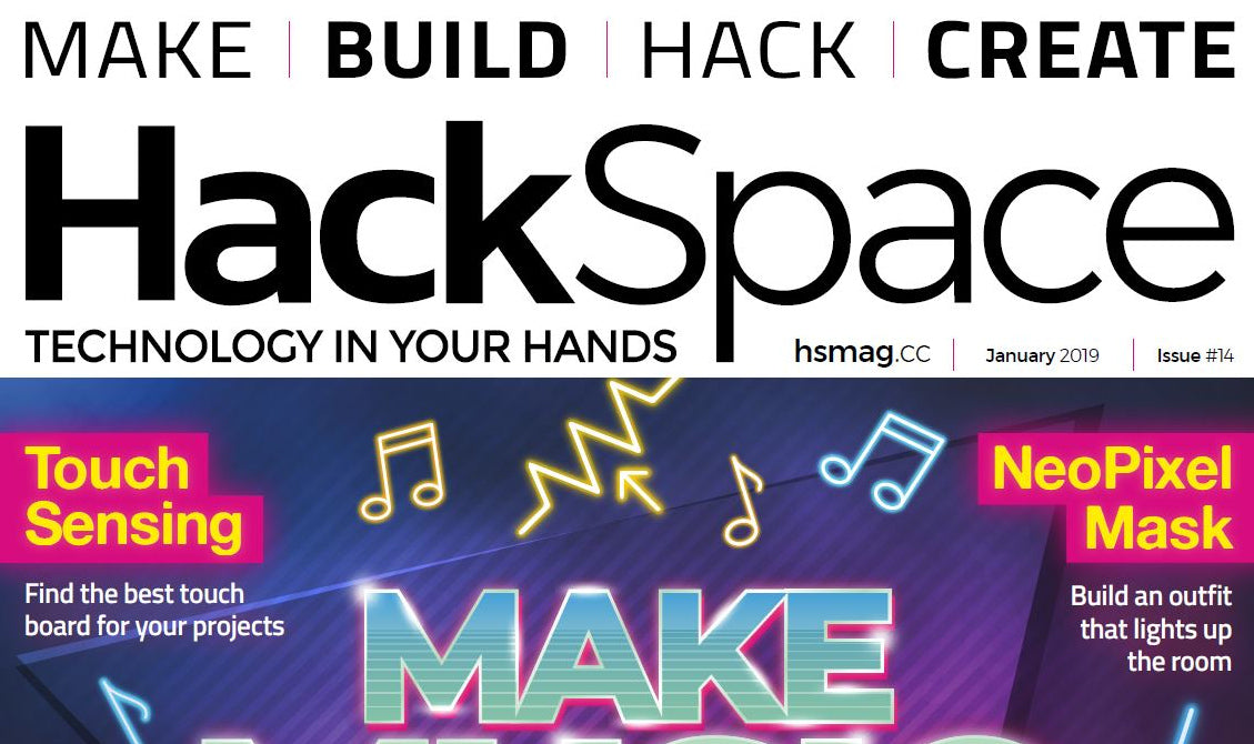 Good Read: HackSpace Magazine #14