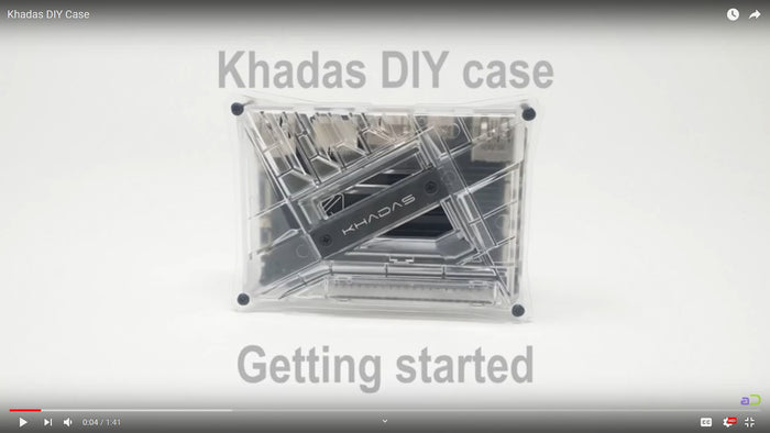How-To: Khadas DIY Case and Heatsink Assembly