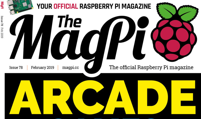 Good Read: MagPi Magazine Issue 78