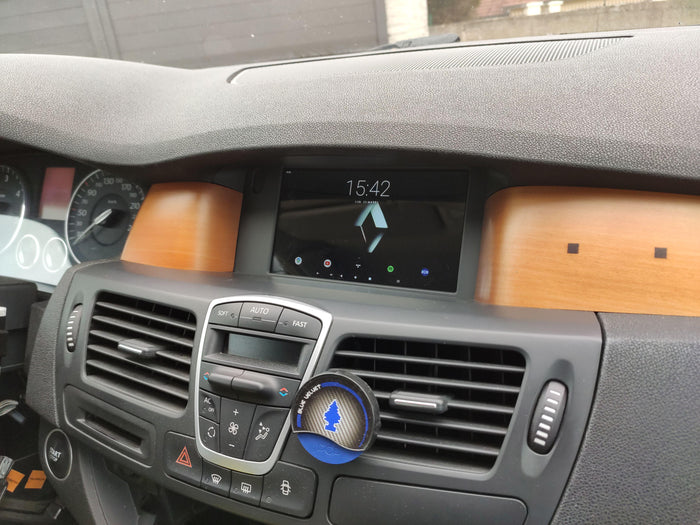 Project: ODROID-N2+ & VU7A+ as In-Dash System for 2008 Renault