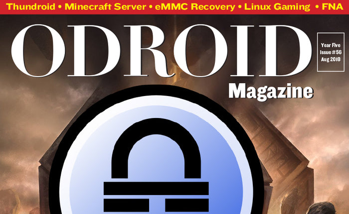 Good Read: August Issue of ODROID Magazine