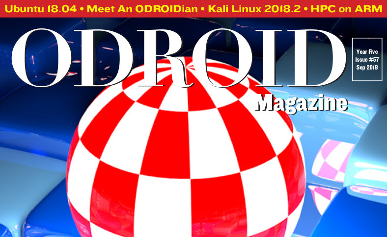 Good Read: September Issue of ODROID Magazine