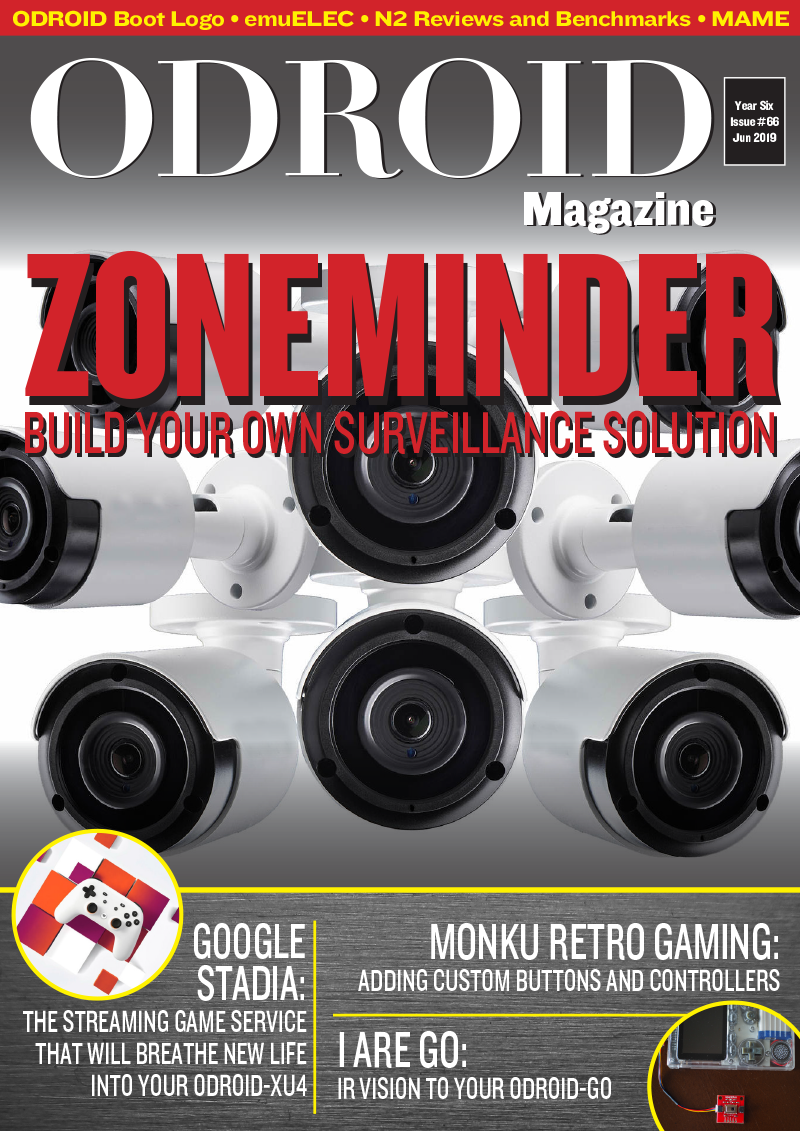 Good Read: June 2019 Issue of ODROID Magazine