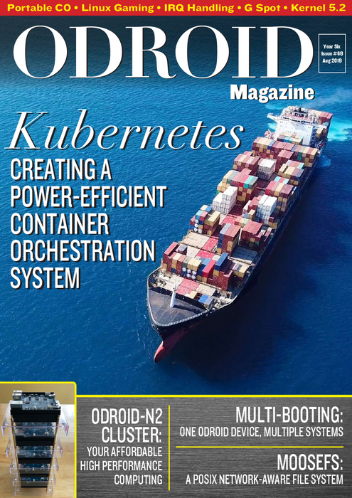 Good Read: August 2019 Issue of ODROID Magazine