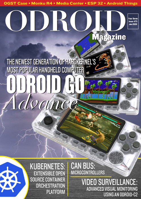 Good Read: January 2020 Issue of ODROID Magazine