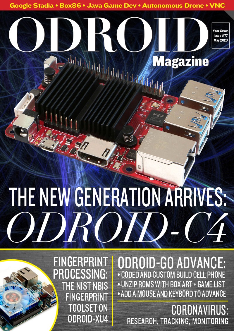 Good Read: May 2020 Issue of ODROID Magazine (a little late)