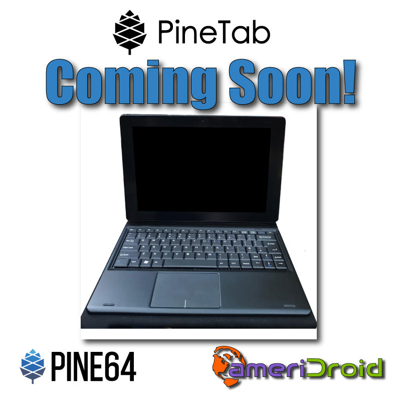 Upcoming Product: PineTab Giveaway!