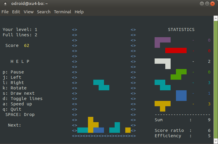 News: Tetris Turns 35 This Week (Play it in your SBC's Linux Terminal!)