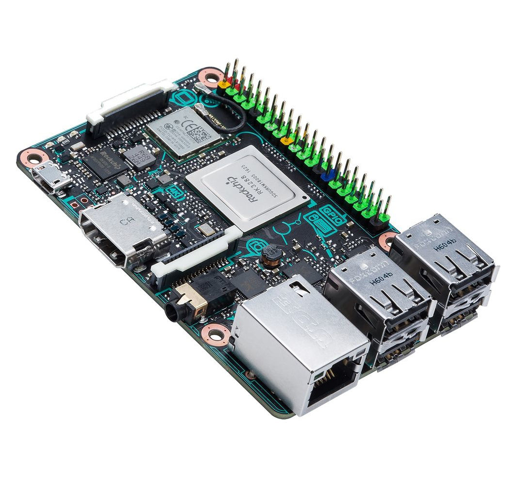 Review: ASUS Tinker Board (and Related Book)