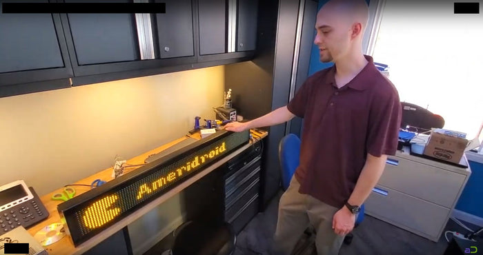 Watch: Demo & Discussion - Creating Custom Sign Controller