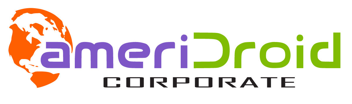 News: Corporate Customer Portal on ameriDroid is Now Live