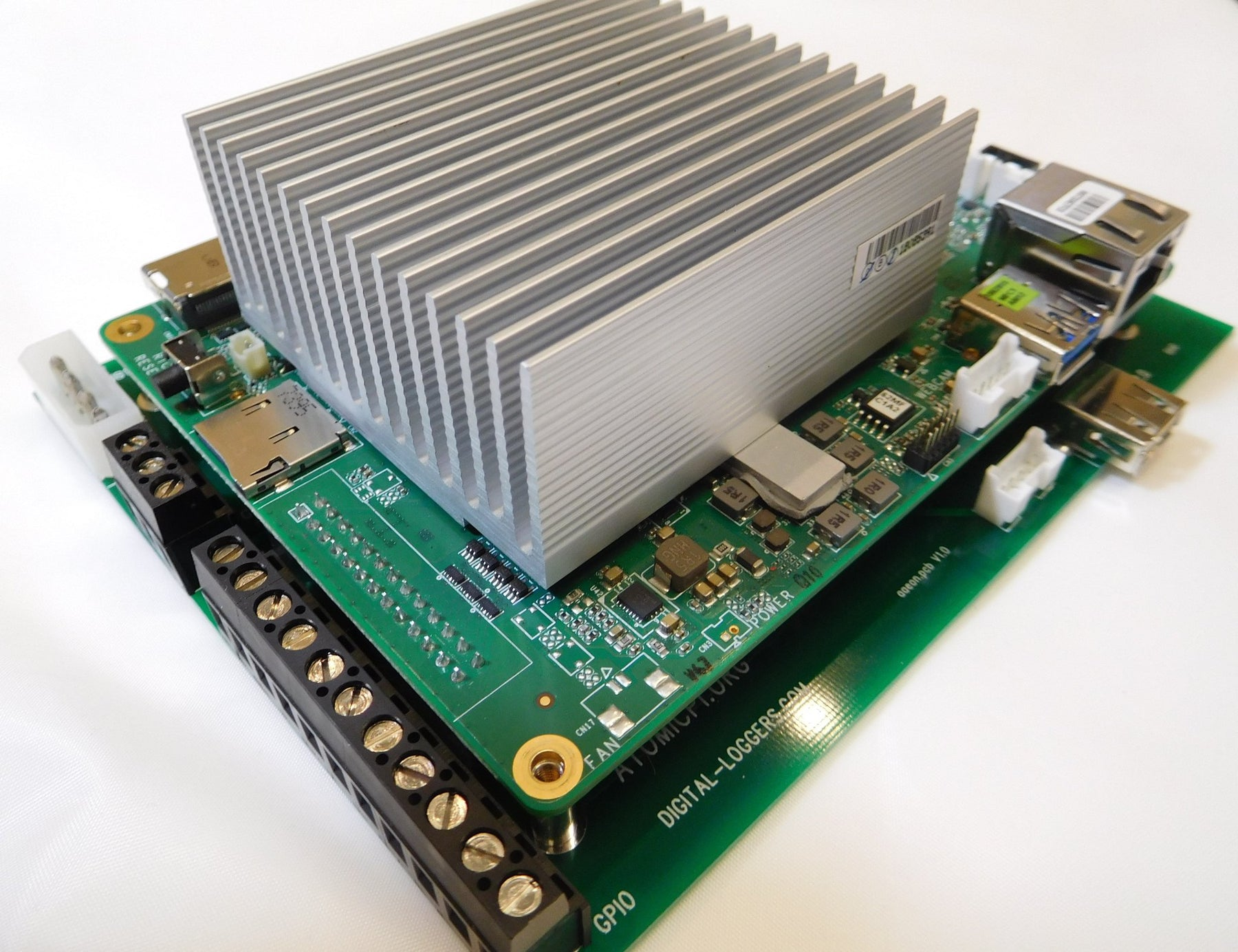 New Product: Atomic Pi Now Available for Preorder