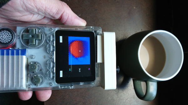 How-To: Thermal Imaging with ODROID-GO