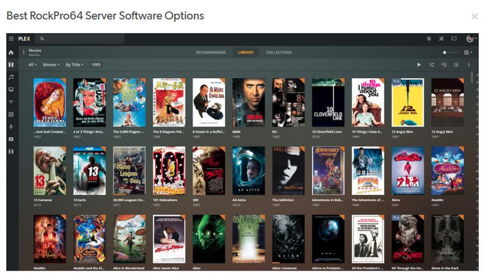Review: Best ROCKPro64 Server Software Options