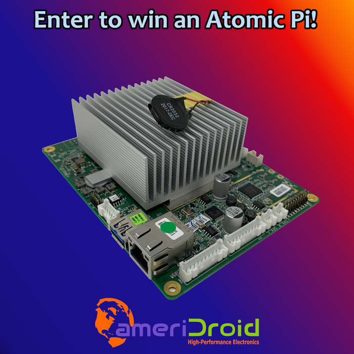 Enter to Win an Atomic Pi!