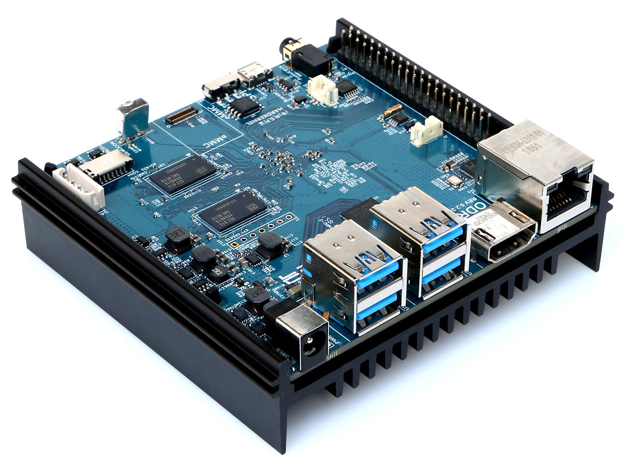 New Product: ODROID-N2 4GB Units and Accessories Shipping Now!