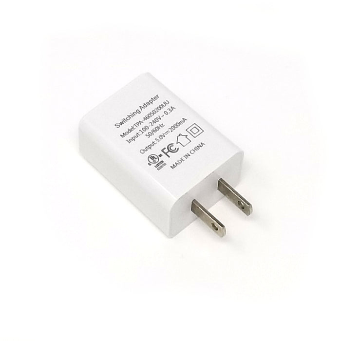 5V/2A USB Power Supply - US Type