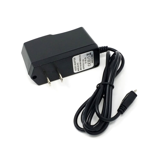 5V/2.5A Power Supply US Plug Micro USB