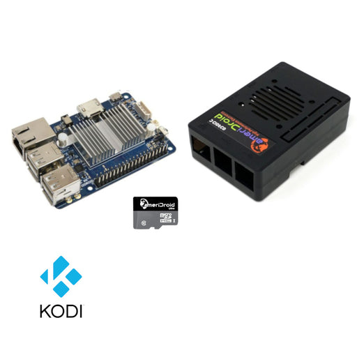ODROID-C1+ 1080p Home Theater Kit