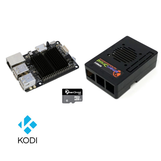 ODROID-C2 4K Home Theater Kit