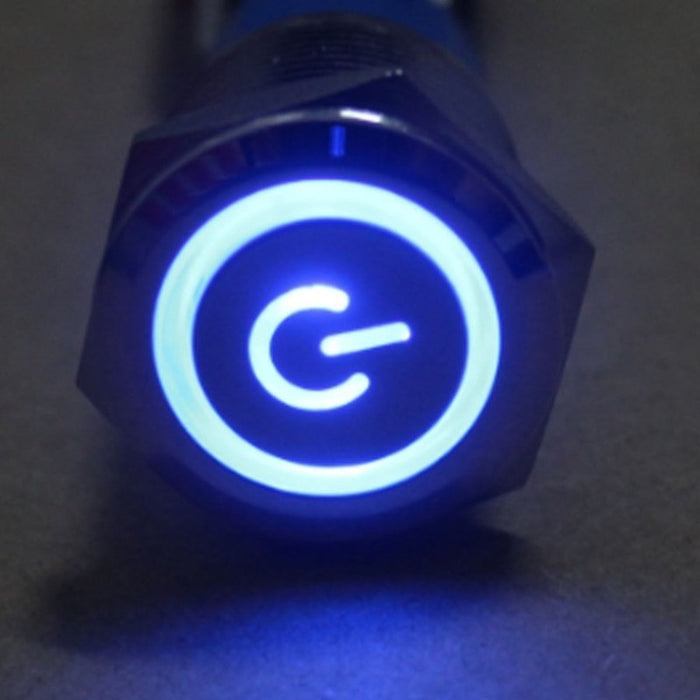 LED Power Button
