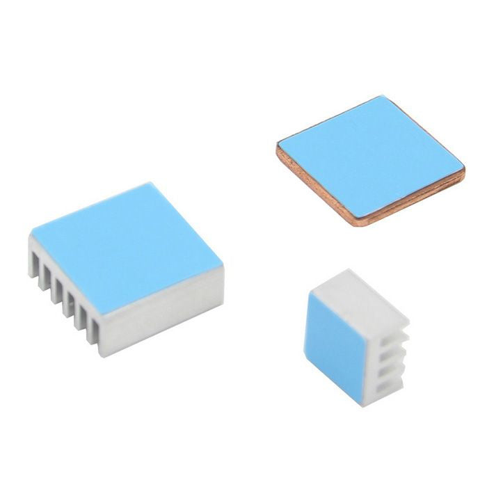 Raspberry Pi 3pc Heatsink Set