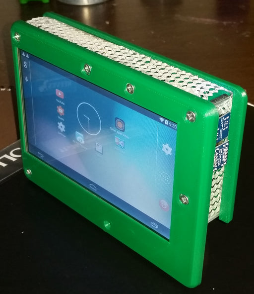 ameriDroid VU7 Tablet Kit (3D Printed)