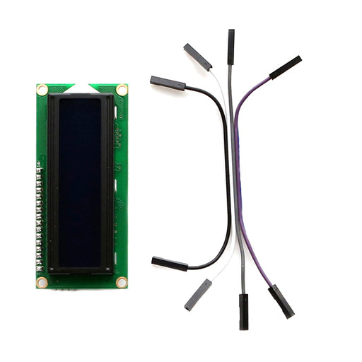 16x2 LCD with I2C Kit