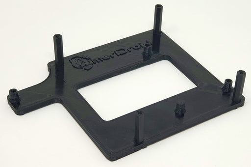 ODROID-H2 Mounting Plate (Supports PCIe Cards)