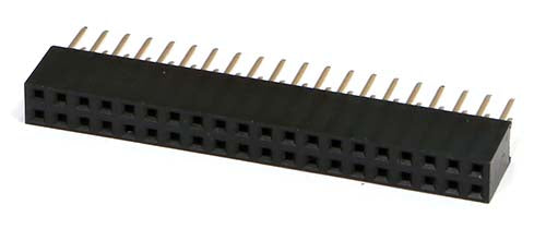 2x20 Pin Female Header Extender