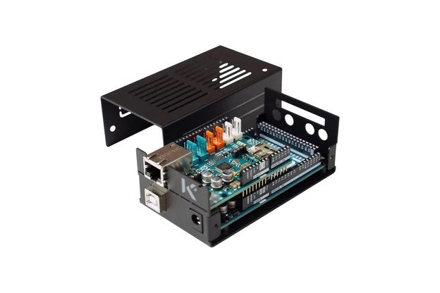 KKSB Steel Case for Arduino Mega, UNO and Ethernet Shield