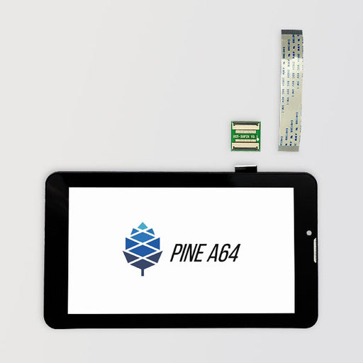PINE A64 7IN. LCD TOUCHSCREEN (1024X600)