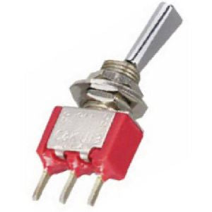 Toggle Switch - Maintained 125V/2A