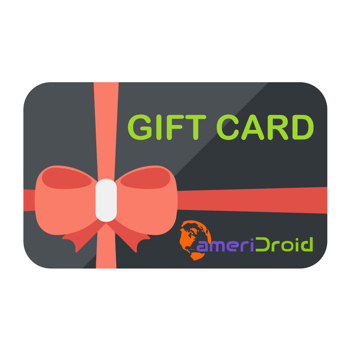 ameriDroid Gift Card