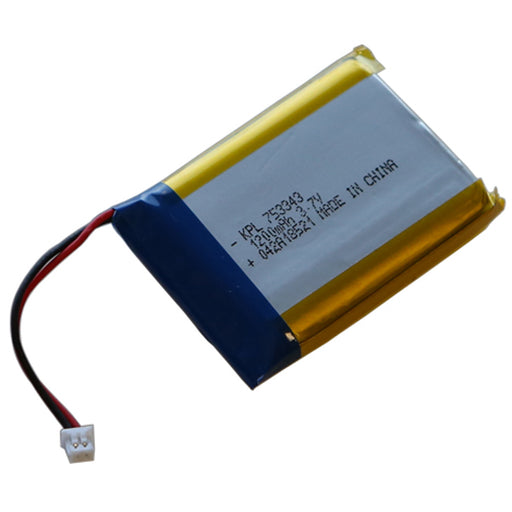 1200mAh 3.7V LiPo Battery Pack