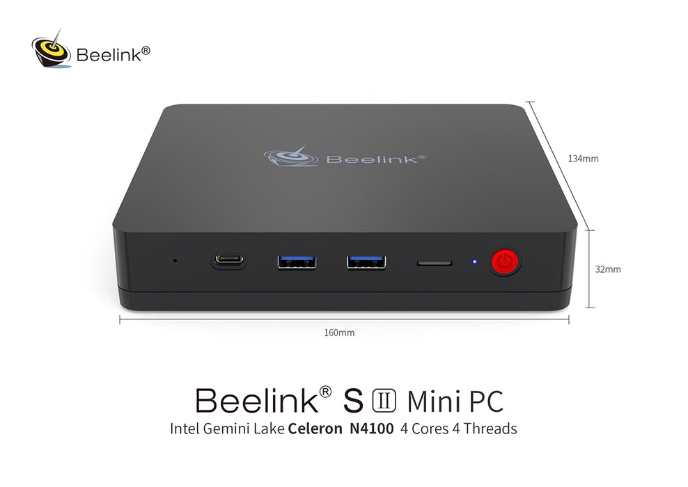 Beelink SII Mini PC