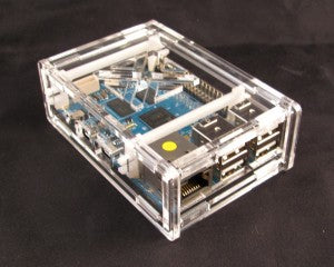 ODROID-C1/C1+/C2 Case Compatible with 3.2 Touchscreen (Clear)