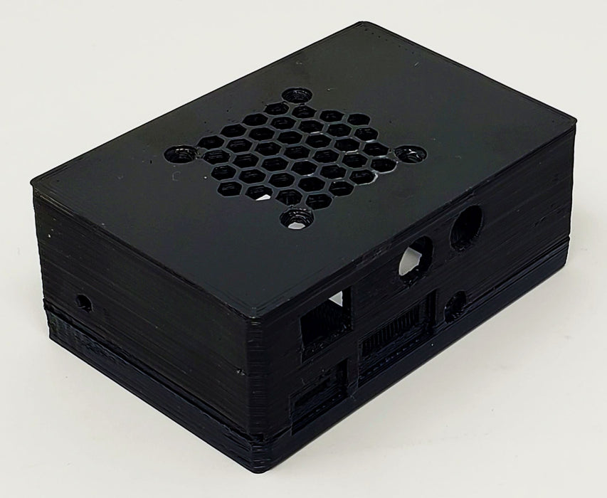 ODROID-C1+/C2 Case Compatible with HiFi Shield