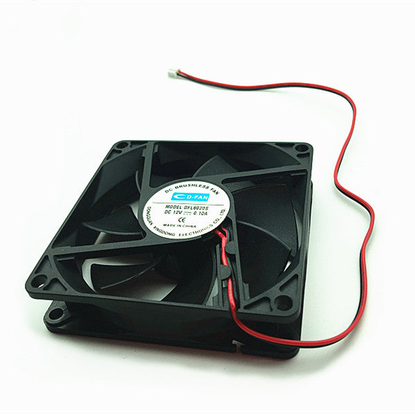 Fan for ROCKPro64 Metal Desktop/NAS Case