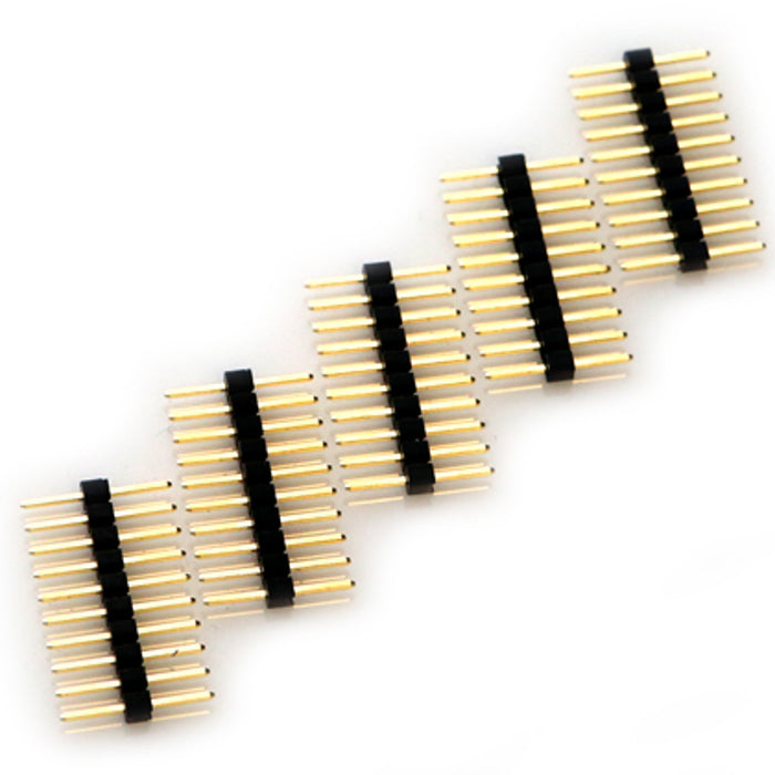 ODROID-GO 10pin male header 5 pack