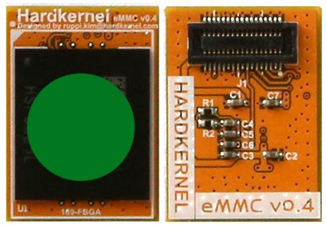 eMMC Module N2 Android (Green Dot)