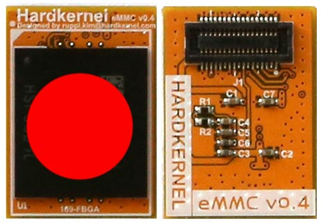 eMMC Module N2 Linux (Red Dot)